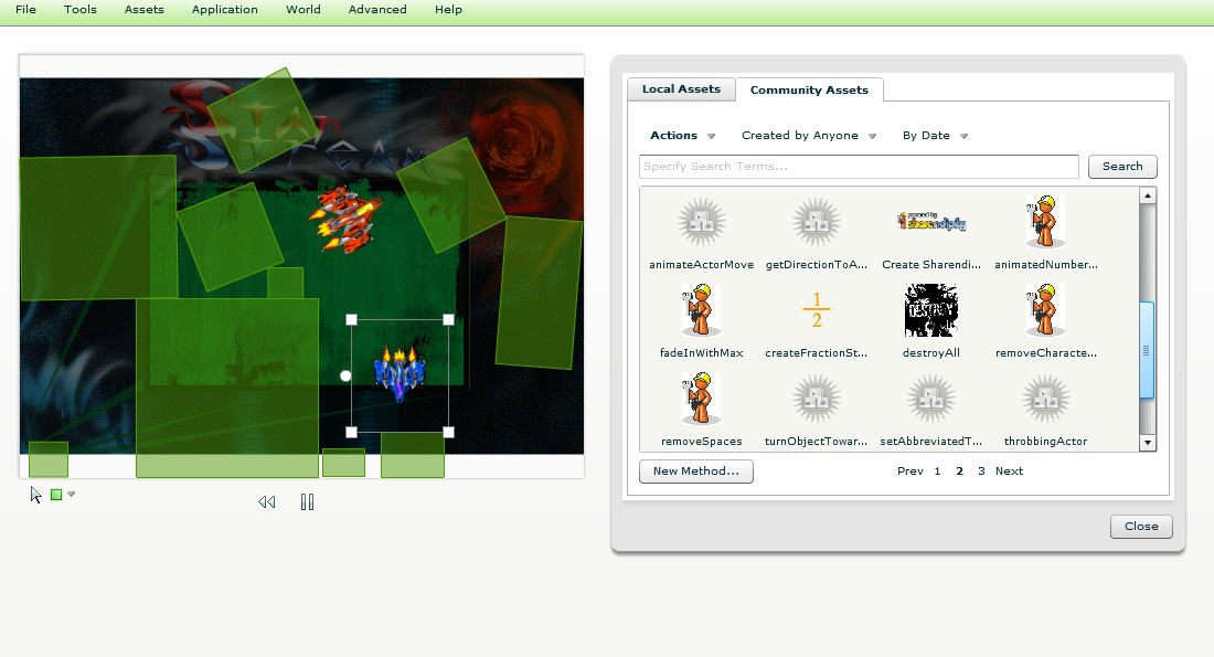 Sharendipity Lets Your Build Your Own Games With A Simple Or - Advanced game design with flash
